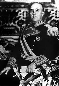account of the life and career of francisco franco